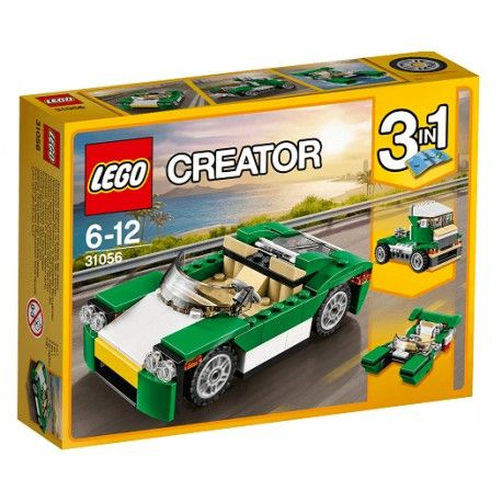 Lego® 31056 Descapotable Verde