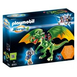 Playmobil® 9001 Dragon de Kingsland con Alex