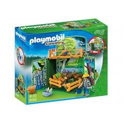 Playmobil® 6158 Cofre Animales del Bosque