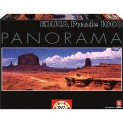 Puzzle Educa® 15993 Monument Valley, USA 1000 Piezas