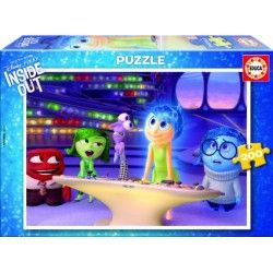 Puzzle Educa® 16334 Inside Out 200 Piezas