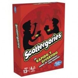 Scattergories Hasbro A5226