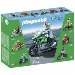 Playmobil® 5524 Moto Sport Bike