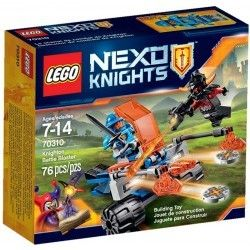 Lego® 70310 Destructor de combate de Knighton